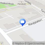 Kartta Tapiola-ryhmä Kankaanpää, Suomi
