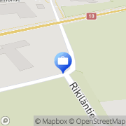 Kartta Rakennuskonsultointi Wanhataito Oy Lieto, Suomi