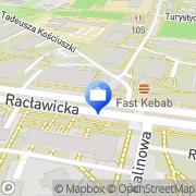 Mapa PKO Bank Polski. Bankomat Świdnik, Polska