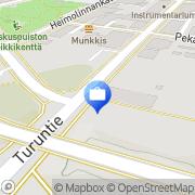 Kartta Tapiola-ryhmä Loimaa, Suomi