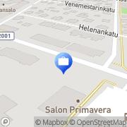 Kartta Tapiola-ryhmä Salo, Suomi