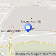 Kartta Otto. käteisautomaatti Kokkola, Suomi