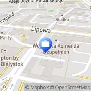 Mapa Technicenter Sp.z o.o. Bytom, Polska