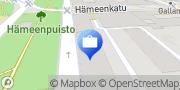 Kartta Tilintarkastus Mäkinen & Co Oy Tampere, Suomi