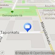Kartta Manskills Oy Tampere, Suomi