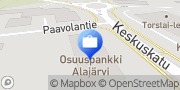 Kartta OP Alajärvi Alajärvi, Suomi