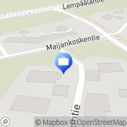 Kartta Ympäristöpalvelu Pasi Nissinen Valkeakoski, Suomi