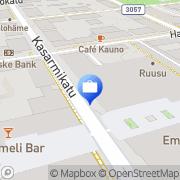 Kartta Applied Energie Systems RB Oy Hämeenlinna, Suomi