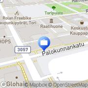 Kartta PwC Hämeenlinna Hämeenlinna, Suomi