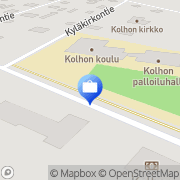 Kartta Otto. käteisautomaatti Kolho, Suomi