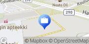 Kartta Janakkalan Osuuspankki Turenki, Suomi
