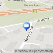 Kartta Dictimer Oy Ab Espoo, Suomi