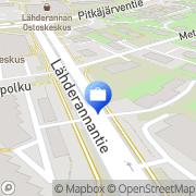 Kartta DE-Consulting Oy Ltd Espoo, Suomi