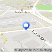 Kartta MIDO Oy Espoo, Suomi