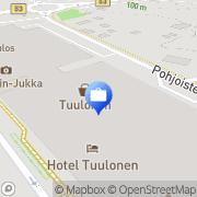 Kartta LähiTapiola Loimi-Häme, Tuulos Tuulos, Suomi