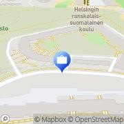 Kartta Euro-Credit Oy Ab Helsinki, Suomi
