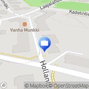 Kartta Selekta Henkilöstöpalvelut Oy Helsinki, Suomi