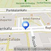 Kartta Success Clinic Oy Helsinki, Suomi