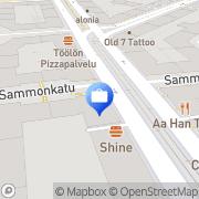 Kartta 5linx. Fi Ltd Oy Ab Helsinki, Suomi