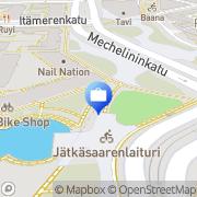Kartta RPT-Plan Oy Helsinki, Suomi