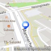 Kartta M.A.D. Oy Helsinki, Suomi