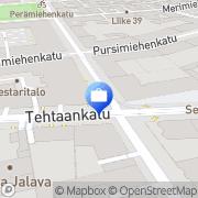 Kartta Mailand Communications Oy Helsinki, Suomi