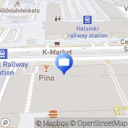 Kartta Ivory Tower Advisors Ab Oy Helsinki, Suomi