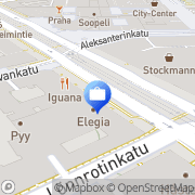 Kartta Moneyline Telerate Helsinki, Suomi