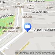 Kartta Pink Eminence Oy Helsinki, Suomi