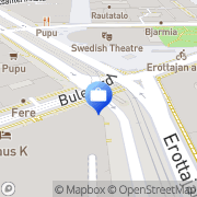 Kartta Casa Real Oy, Office House Helsinki, Suomi