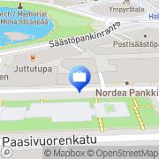 Kartta Osuuskunta Toivo ja kumppanit Helsinki, Suomi