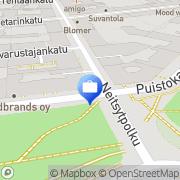 Kartta McCormick Tmi Helsinki, Suomi