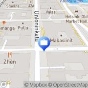 Kartta GLM Consulting Oy Ab Helsinki, Suomi