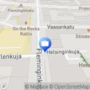 Kartta Bros1s Helsinki, Suomi
