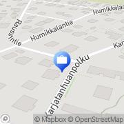 Kartta Seventh Sense Oy Ltd Helsinki, Suomi