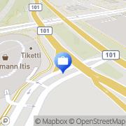 Kartta Otto. käteisautomaatti Helsinki, Suomi
