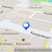 Kartta Tapiola-ryhmä Kerava, Suomi