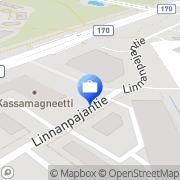 Kartta Magneetti-Yhtiöt/ Magnet Invest Oy Helsinki, Suomi