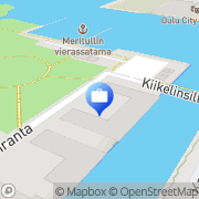 Kartta Agrofor Consulting Oy Ltd Oulu, Suomi