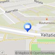 Kartta Otto. käteisautomaatti Oulu, Suomi