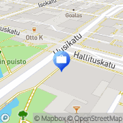 Kartta Johdon Konsultit NEMO Oy Oulu, Suomi