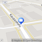 Kartta Audit et Credit Lahti, Suomi