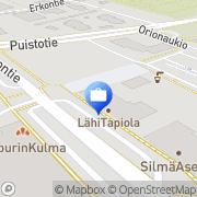 Kartta LähiTapiola Vellamo, Orimattila Orimattila, Suomi