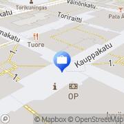 Kartta Midinvest Management Oy Jyväskylä, Suomi
