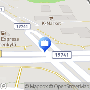 Kartta Turva / Palvelutoimisto Rovaniemi, Suomi