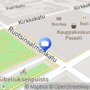 Kartta Fennia Kotka, Suomi