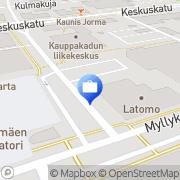 Kartta Otto. käteisautomaatti Pieksämäki, Suomi