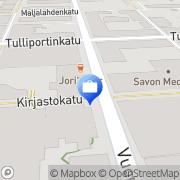 Kartta Safenet Oy Kuopio, Suomi