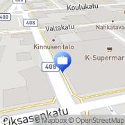 Kartta Innofinance Oy Lappeenranta, Suomi