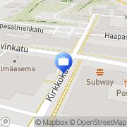 Kartta If, Savonlinna yritysasiakaspalvelut Savonlinna, Suomi